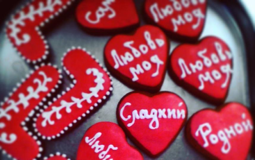 14 февраля публикация должна быть любой ценой. Кстати, необязательно выкладывать себя с кавалером, можно тонко создать интригу. Фото instagram/stasya.che777