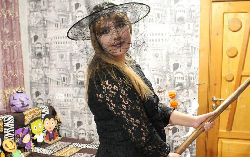 """К Хеллоуину (31 октября) тоже не ленитесь, вырезайте тыквы и наряжайтесь симпатичной нечистью – думайте о """"лайках"""". Фото instagram/innavikkalinina"""