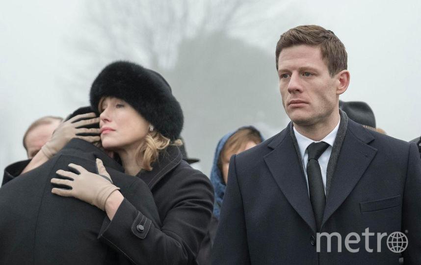 МакМафия. Фото BBC One, AMC