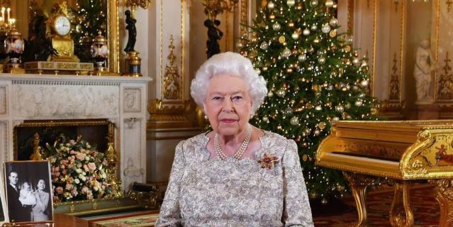 Королева Елизавета выступит с речью.