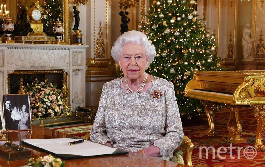 Королева Елизавета выступит с речью. Фото Getty