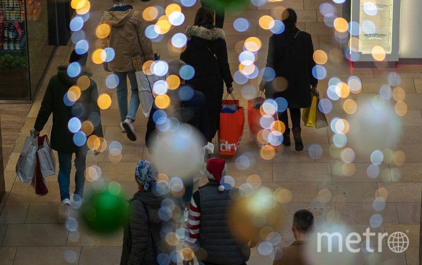 Рождество в Британии. Фото Getty