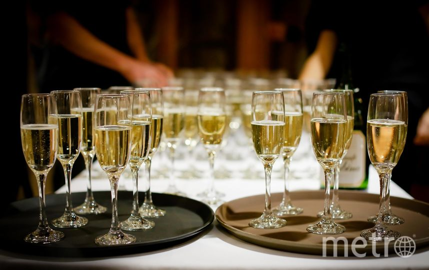 Шампанское. Фото pixabay.com