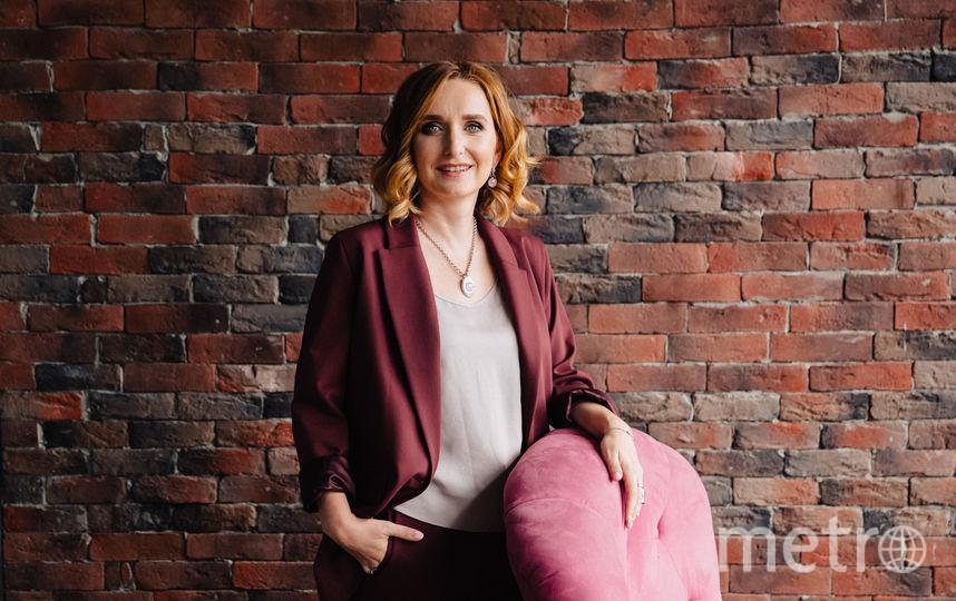 Психолог и блогер Лариса Суркова. Фото Предоставленно пресс-службой