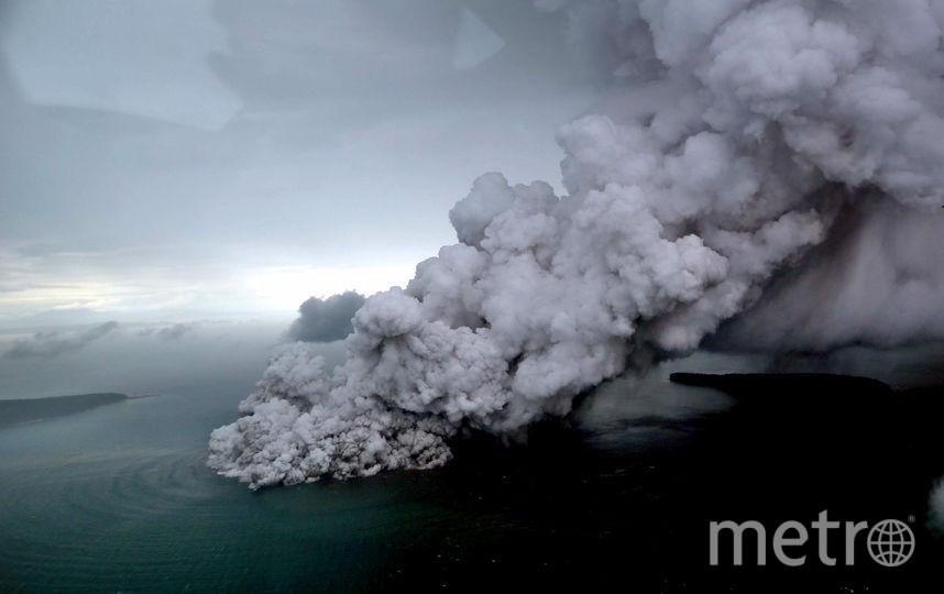 Власти Индонезии предупредили жителей об угрозе повторного цунами. Фото AFP