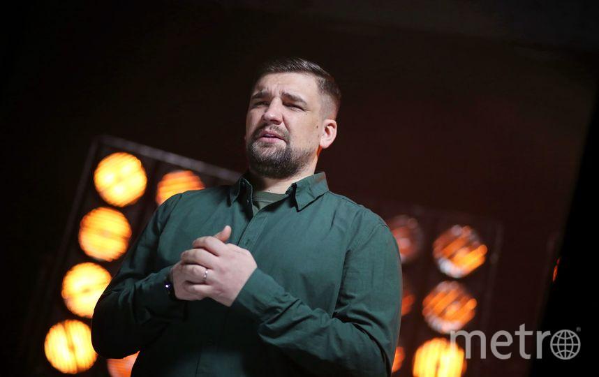 Василий Вакуленко (Баста). Фото Централ Партнершип
