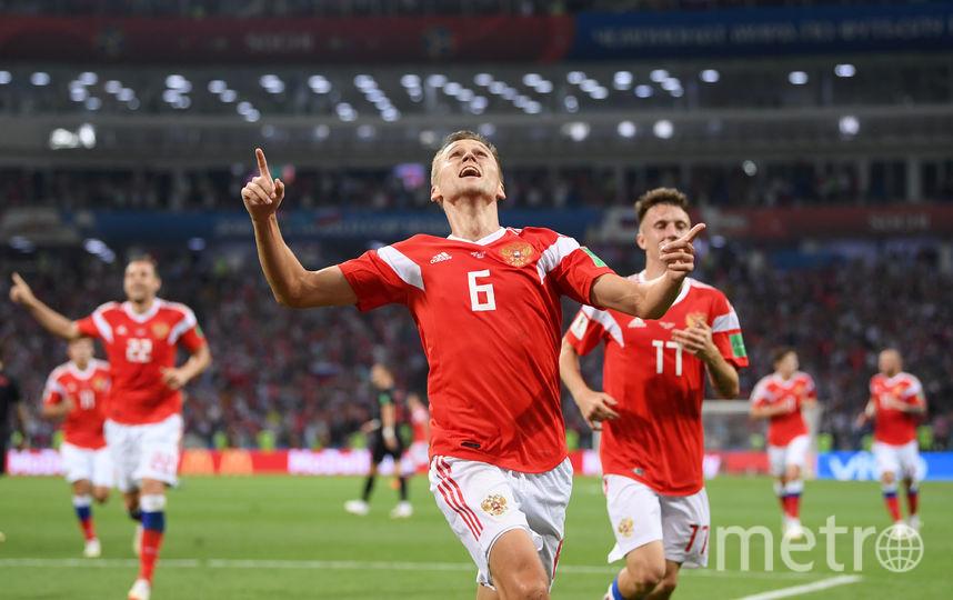 Головин и Черышев – одни из лучших футболистов мира. Фото Getty