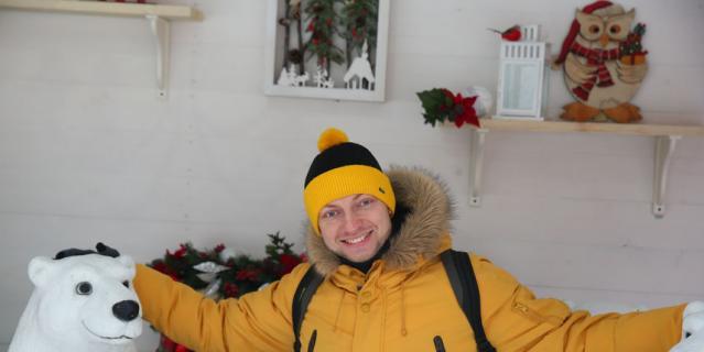 Александр Силаев.