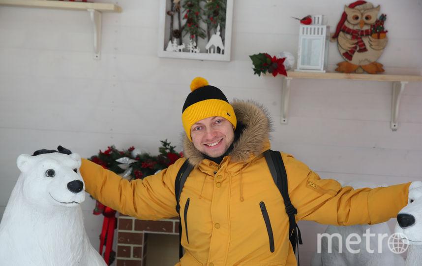 Александр Силаев. Фото Василий Кузьмичёнок