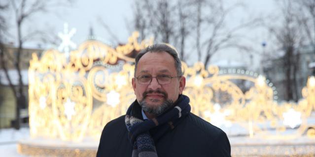 Виктор Калмыков.