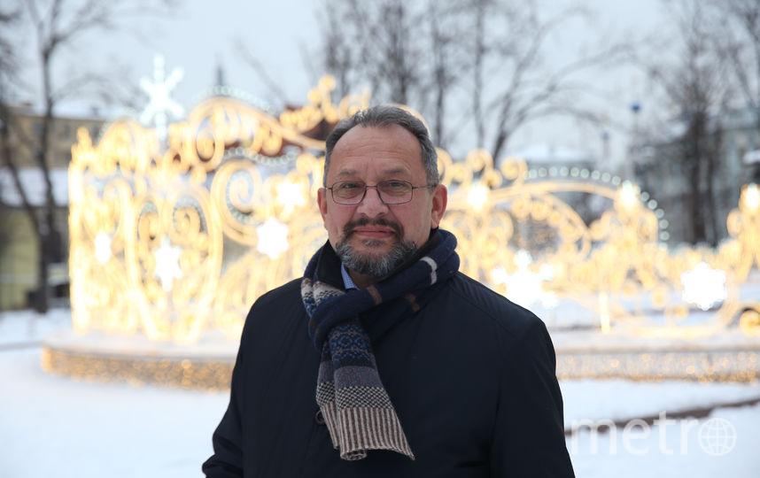 Виктор Калмыков. Фото Василий Кузьмичёнок