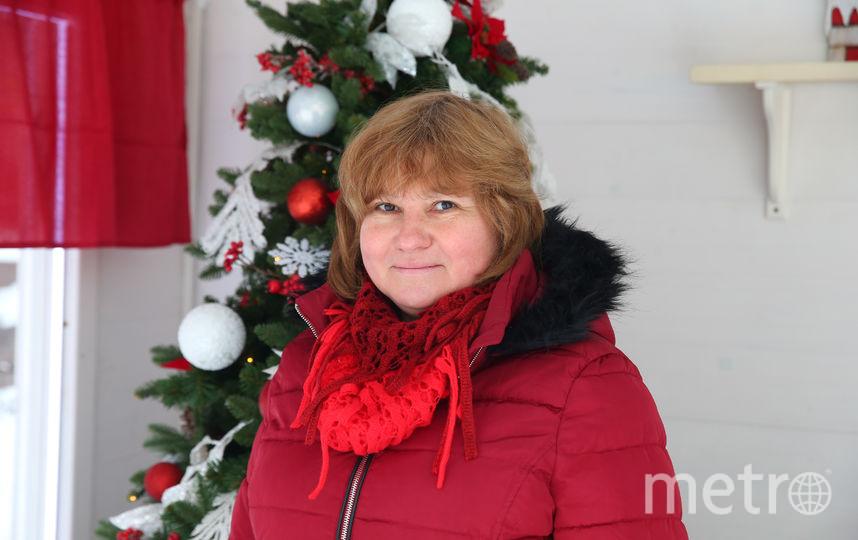 Светлана Миронченкова. Фото Василий Кузьмичёнок
