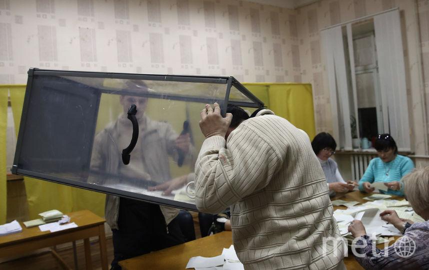 Избирательная урна останется урной. Фото архив, Getty
