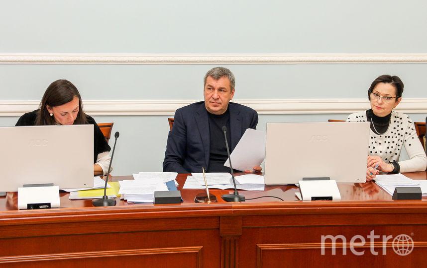 Игорь Албин. Фото www.gov.spb.ru