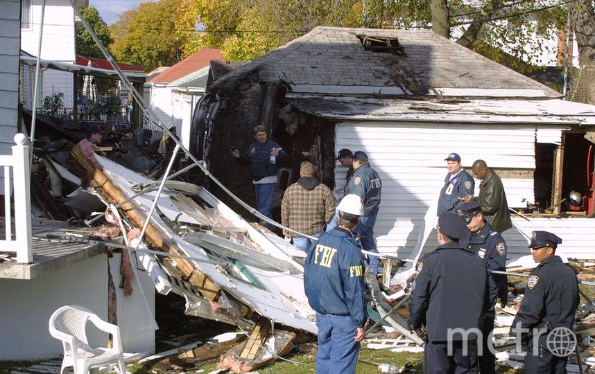 Инцидент произошёл в минувший вторник. Фото Getty