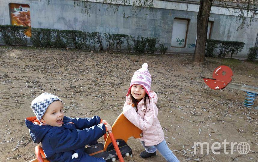 Жизнь семьи Савиновских в Каталонии. Фото предоставила Юлия Савиновских
