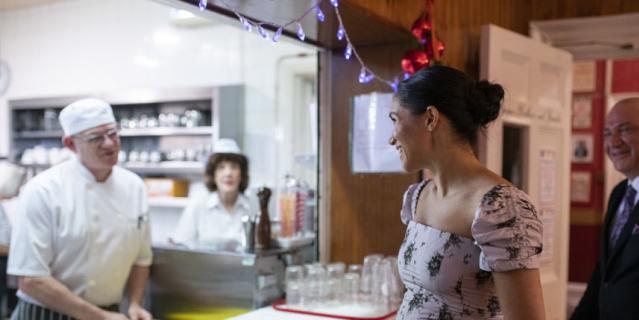 Меган Маркл 18 декабря.