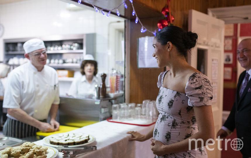 Меган Маркл 18 декабря. Фото Getty
