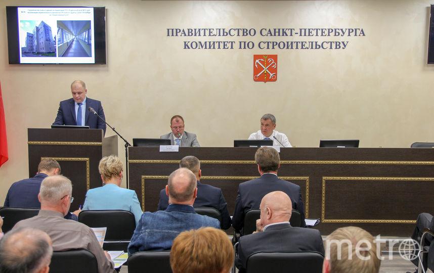 Игорь Албин. Фото gov.spb.ru.