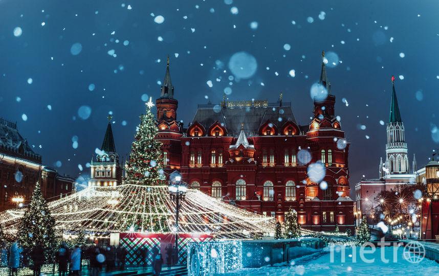 Около Кремля состоится концерт. Фото Пресс-служба «московских сезонов»