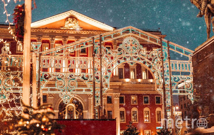 На Тверской будет красиво и весело. Фото пресс-служба «московских сезонов»