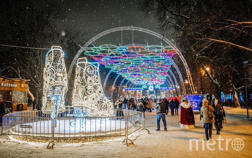 Сокольники. Фото пресс-служба «Мосгорпарка»