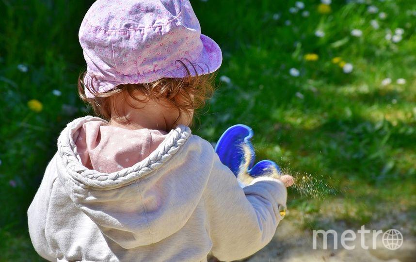 Петербурженка спрятала наркотики в одежде маленькой дочери. Фото pixabay.com