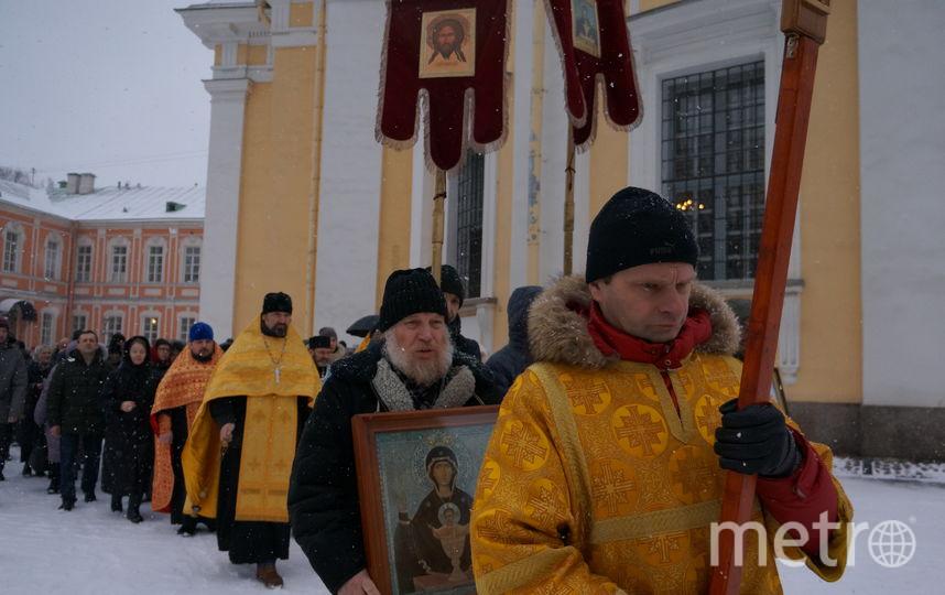 Петербургские трезвенники проведут крестный ход 1 января. Фото Предоставлено организаторами