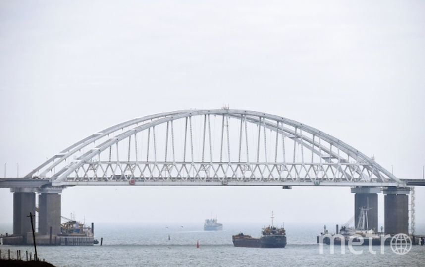 Крымский мост полностью откроют. Фото Getty