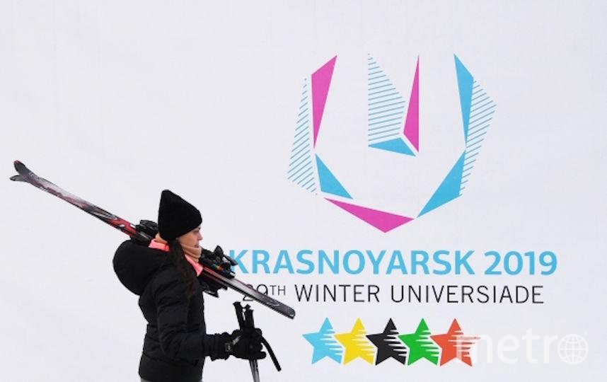 Красноярск готовится принять Зимнюю Универсиаду. Фото Getty