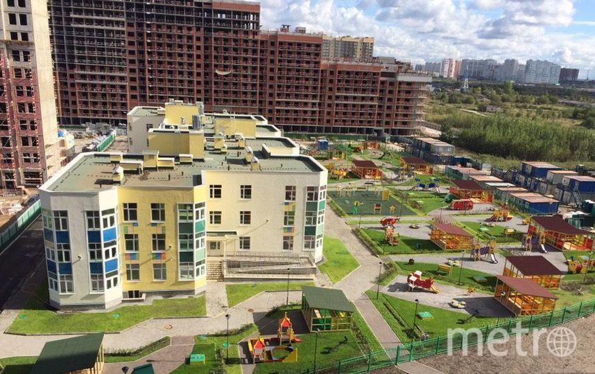 Петербуржцы добились выкупа детского сада. Фото предоставлено активистами, vk.com
