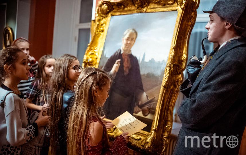 Новогоднее приключение в музее. Фото предоставлено организаторами