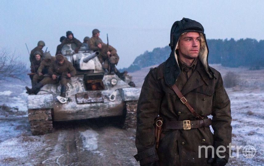 Т-34. Фото Кадр из фильма.