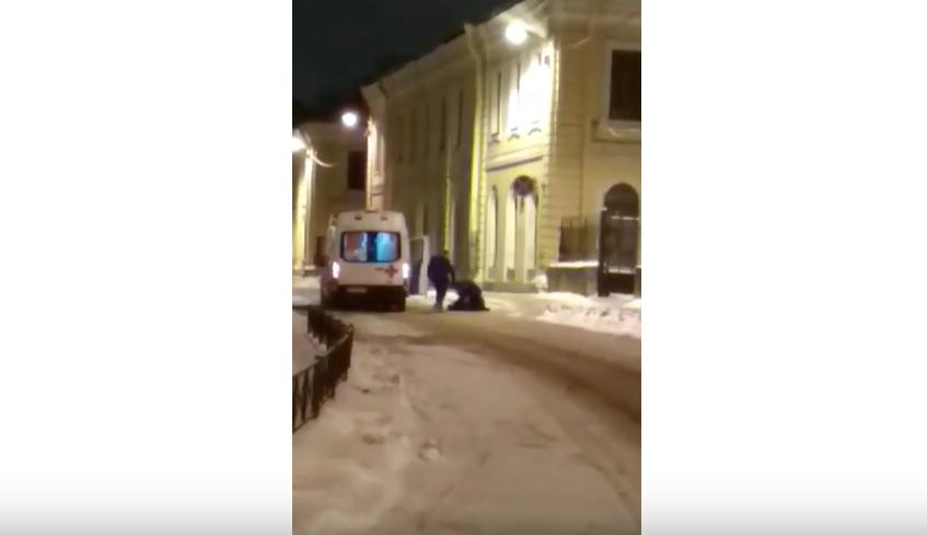 Скриншот. Фото Иннокентий Гаркаликов, Скриншот Youtube