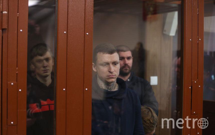 Павел Мамаев и Александр Кокорин проведут новогодние праздники в СИЗО. Фото Василий Кузьмичёнок