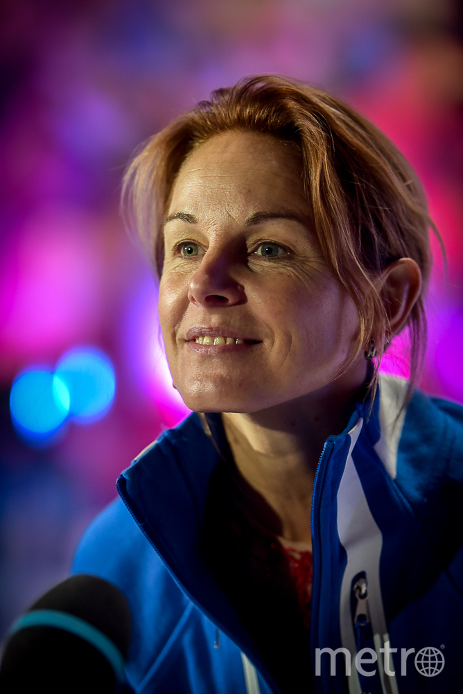 Екатерина Гордеева, двукратная чемпионка Олимпийских игр, четырёхкратная чемпионка мира, трёхкратная чемпионка Европы. Фото Предоставлено организаторами, автор - Наталья Понарина