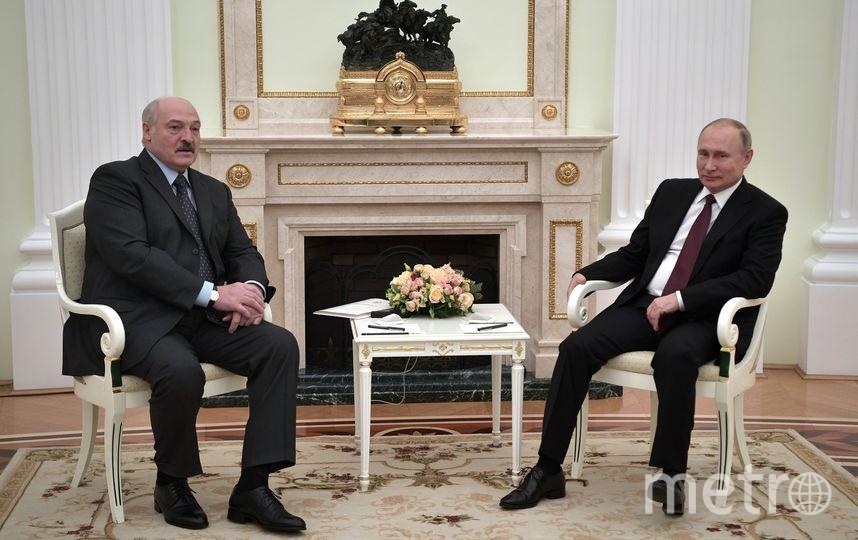 Встреча в Москве. Фото kremlin.ru