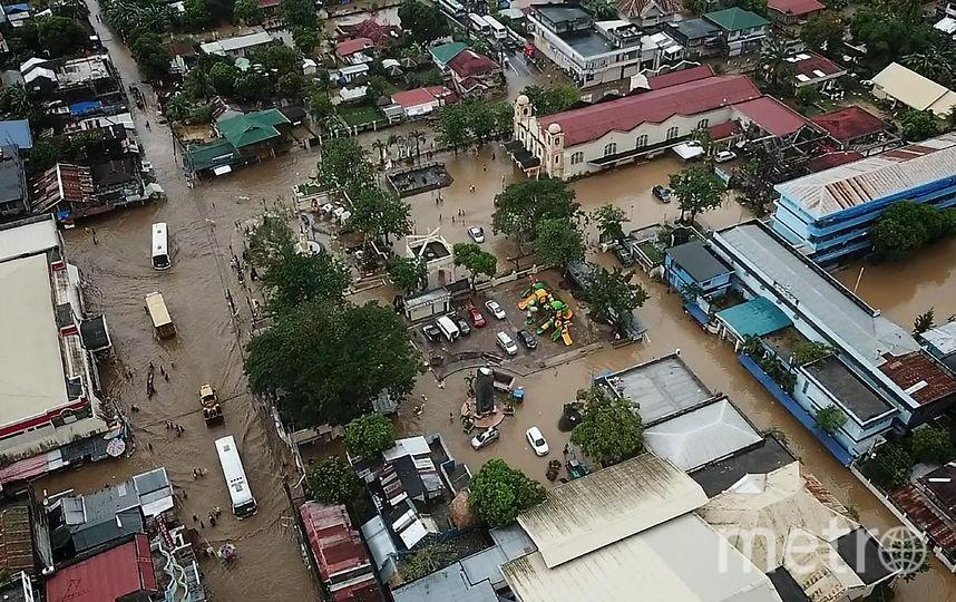 Спасательная операция продолжается. Фото AFP