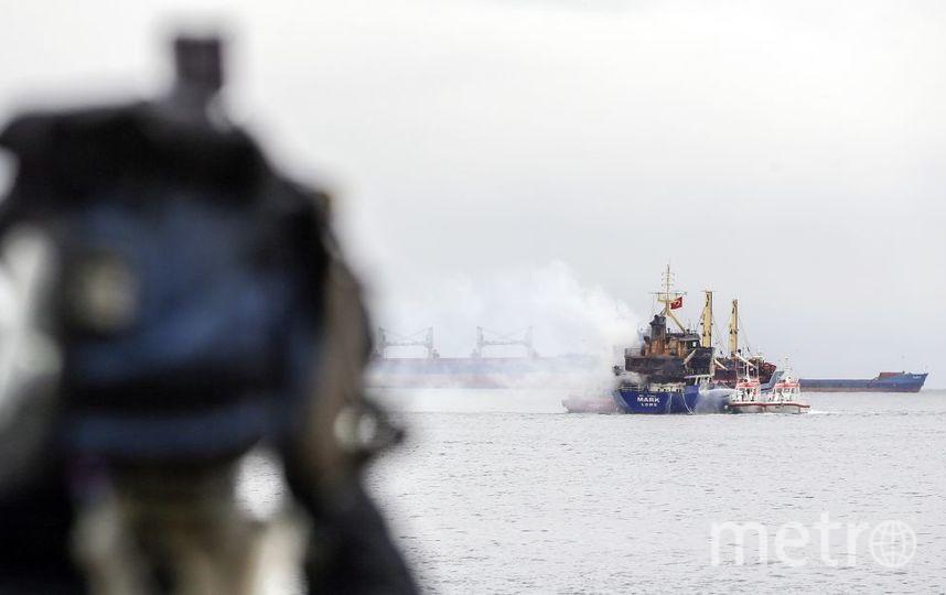Среди похищенных капитан судна. Фото Getty