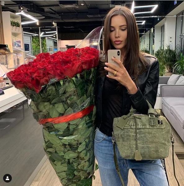 Анастасия Решетова. Фото https://www.instagram.com/volkonskaya.reshetova