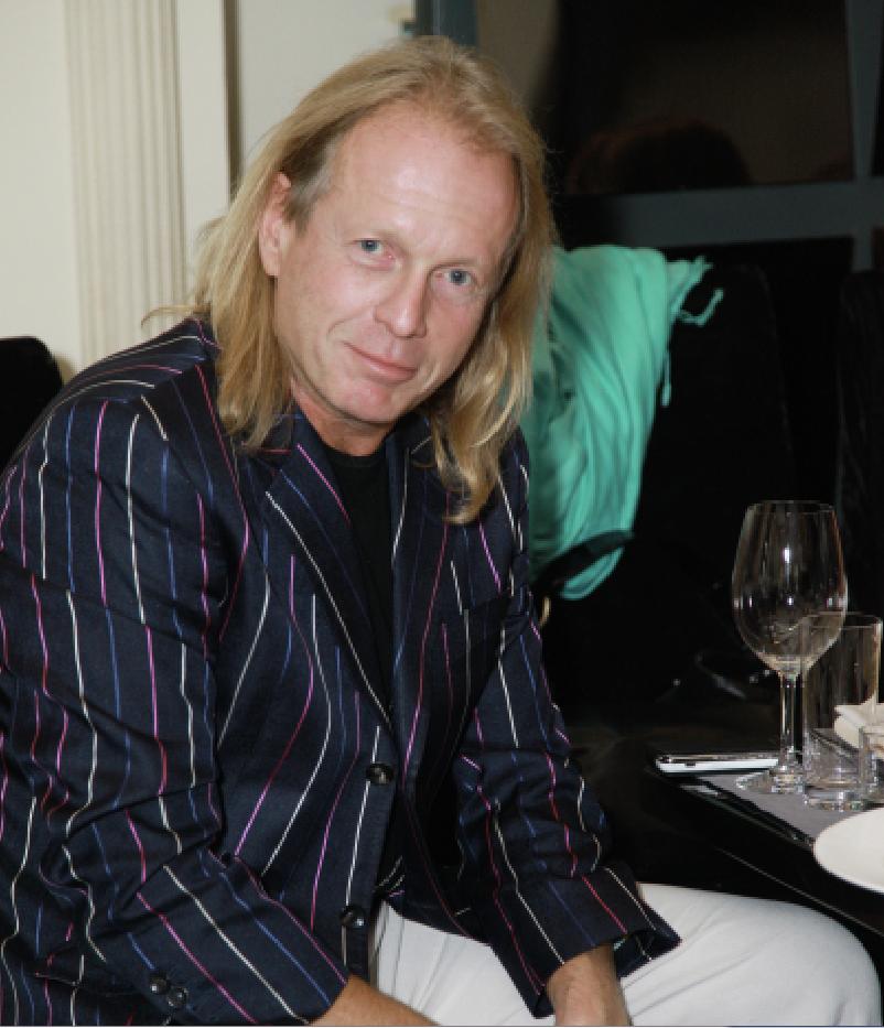 Музыкант Крис Кельми. Фото РИА Новости