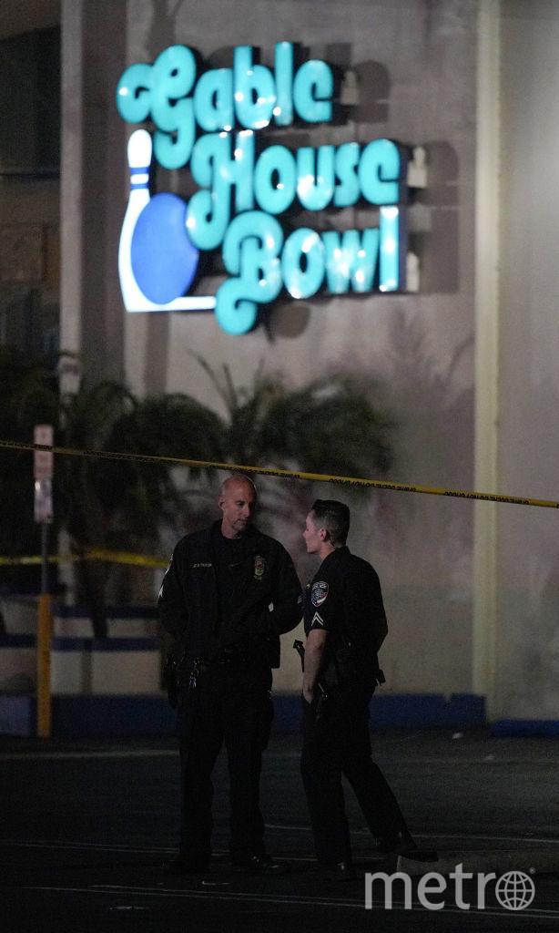 Стрельба в Калифорнии. Фото Getty