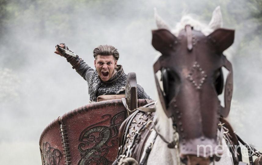 """Кадр из сериала """"Викинги"""". Фото HBO, kinopoisk.ru"""