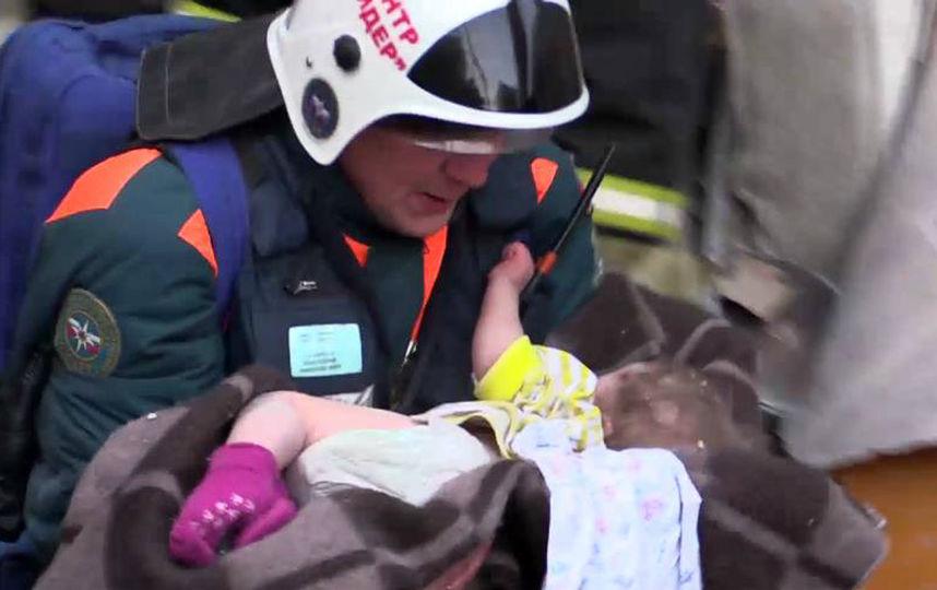 Спасенный в Магнитогорске младенец пришёл в сознание. Фото AFP