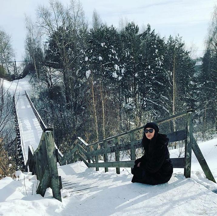 Дария Воскобоева. Фото Скриншот Instagram: @voskoboeva_daria