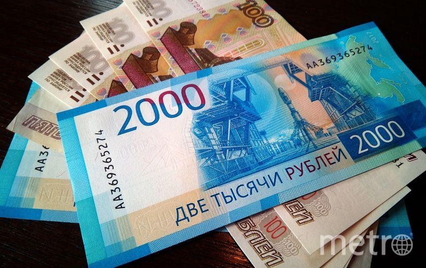 В Госдуме поддержали идею вдвое увеличить МРОТ. Фото pixabay.com