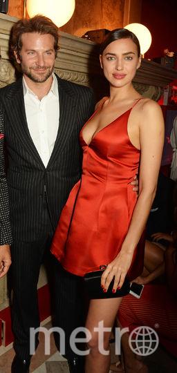 Ирина Шейк и Брэдли Купер. Фото Getty