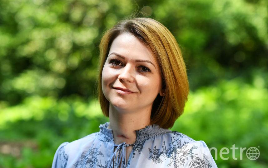 Юлия Скрипаль. Фото Getty