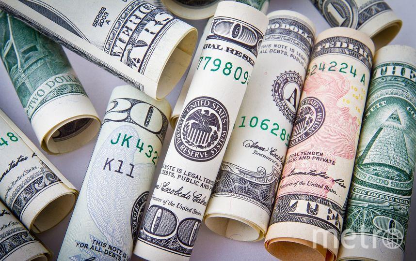 курсы валют упали на Московской бирже в начале января 2019 года. Фото Pixabay.com