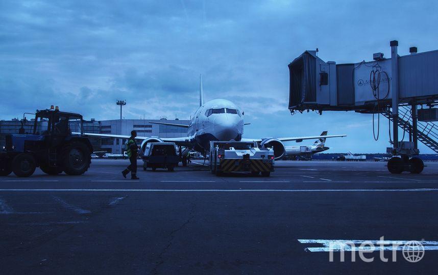 В московском аэропорту пассажиров держали около получаса в рукаве перед самолётом. Но полет так и не состоялся. Фото Pixabay.com